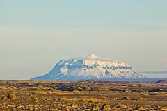 Mt. Herðubreið - Queen of Icelandic mountains (*Jonina*) Tags: mountains iceland ísland herðubreið fjöll absolutelystunningscapes jónínaguðrúnóskarsdóttir