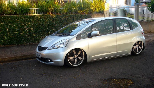 honda fit dubstyle