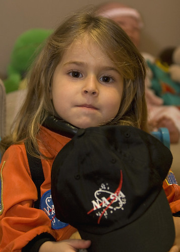 My daughter said she wants to be an Astronaut!!!!