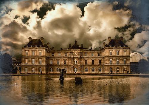 フリー画像| 人工風景| 建造物/建築物| 城/宮殿| フランス風景| パリ|      フリー素材|