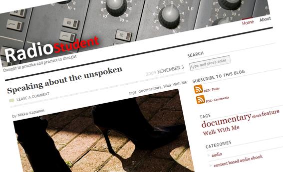 Radio Student Blog