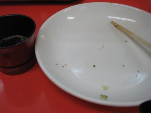 いごっそ(つけ麺)@大和高田市-08