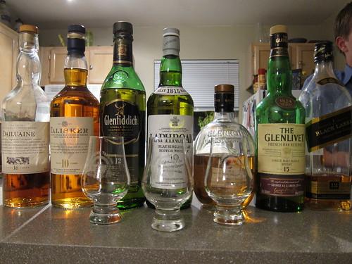 Scotch Night
