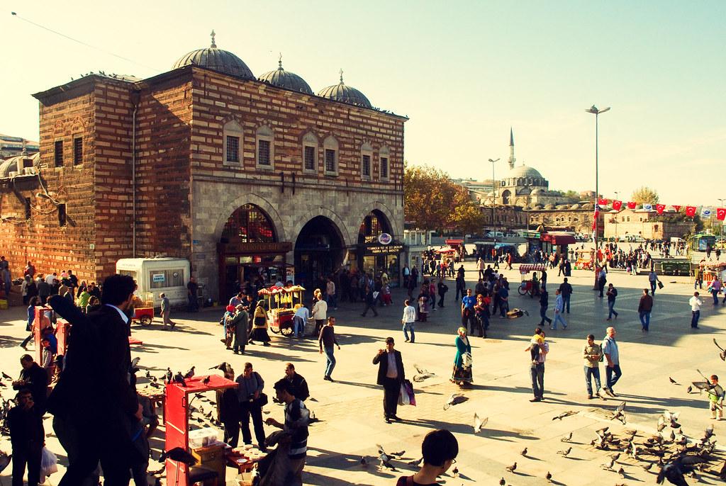 Istanbul   Turkey   Spice Bazaar