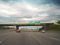Interstate 670 - Ohio (Dougtone) Tags: road columbus ohio sign highway route freeway shield interstate expressway