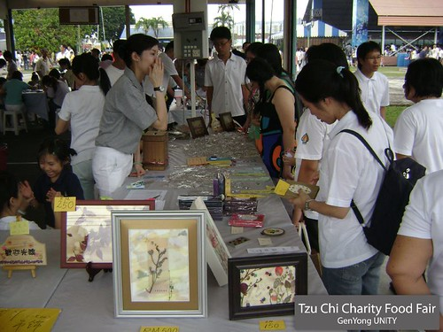 Arts Booth