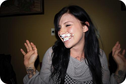 cakeface!