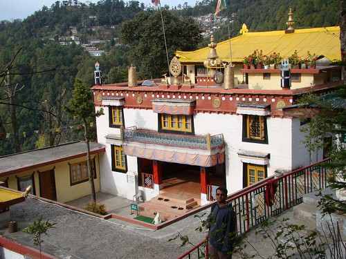 dip tse chok ling monastery