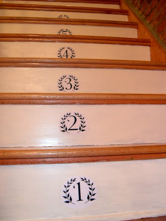 stair numbers