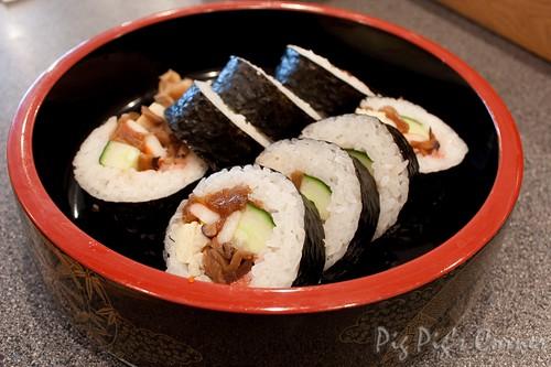 sushi hiro, london 11