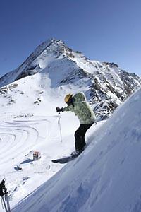 Ski Rax– raxování