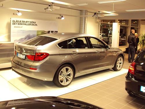 BMW 520d · BMW