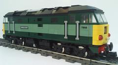 BR Class 47 by Carl Geartrix
