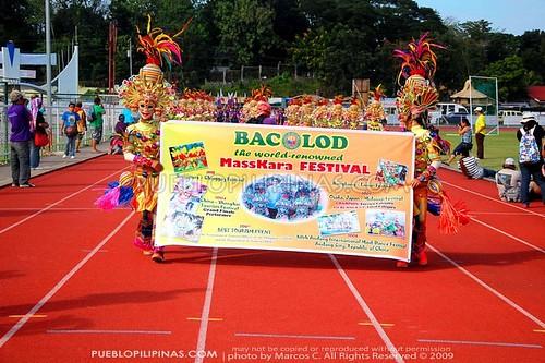 Masskara Festival - Western Visayas Tourism Assembly 2009