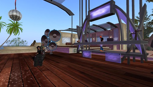 southern cross II in second life