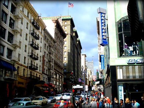 SF shopping