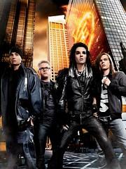 Tokio Hotel, photoshoot for 2009 new album Humanoid HQ (olivarose) Tags: twins album german single automatic dreads 2009 humanoid tokiohotel billkaulitz tomkaulitz georglisting gustavschafer