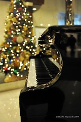 READY FOR HOLIDAY TUNES (Marquisa -) Tags: grand ebony bokeh explore explored interestingness christmas houston texas svetan svetlanavasiliadi nikon d700 reflections marquisa svetalanavasiliadi svetanphotography russiantexas