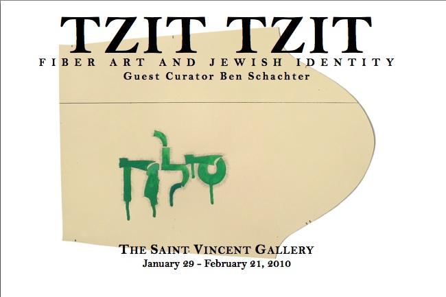 Tzit Tzit Fiber Art and Jewish Identity