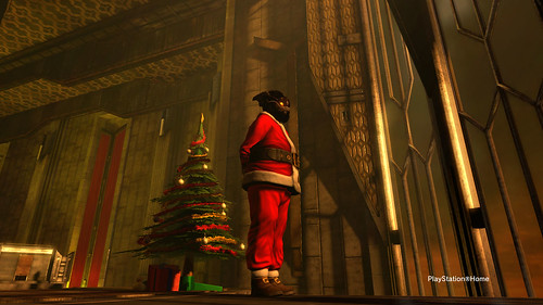 Killzone 2 Merry Christmas