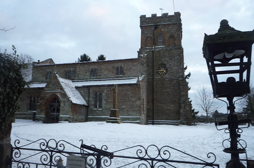 Moreton Pinkney church