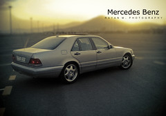 Mercedes Benz 1998 S600 V12 (Rayan M.) Tags: cars silver automobile power engine german mercedesbenz vehicle 1998 v12 sclass بنز s600 سيارات ذكريات سياره شبح مرسيدس rayanmphotography