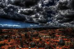 Lisboa (sergio.pereira.gonzalez) Tags: city cidade panorama color colour portugal sergio clouds photoshop lisboa lisbon ciudad nubes gonzalez nuages hdr couleur ville lisbonne pereira photomatix ilustrarportugal sergiopereiragonzalez