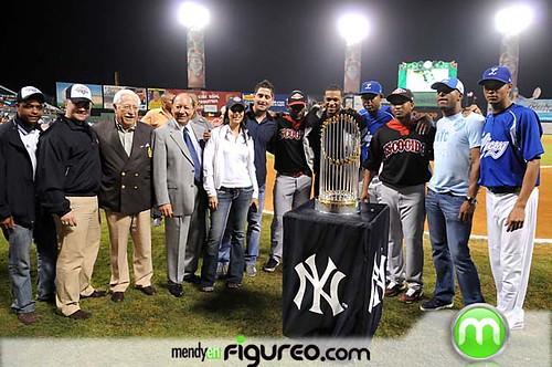 Trofeo de los Yankees