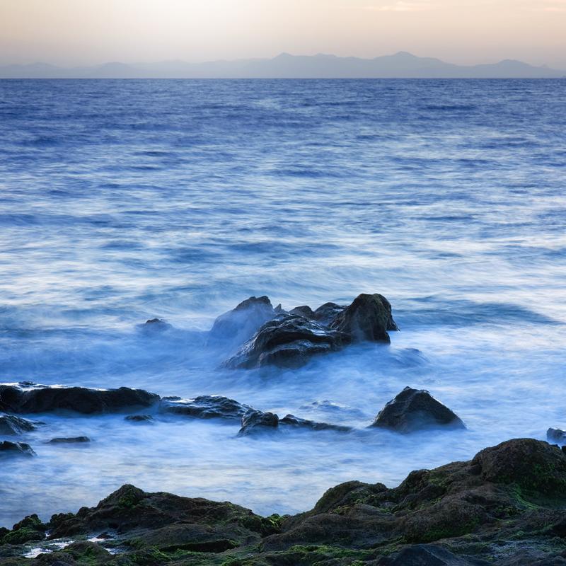 smoky ocean