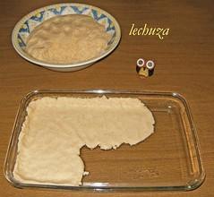 Empanada cariocas-cubrir la base