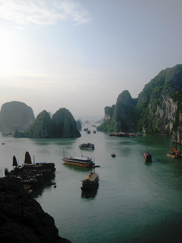 halong bay (one)