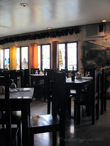 Bellinis interior