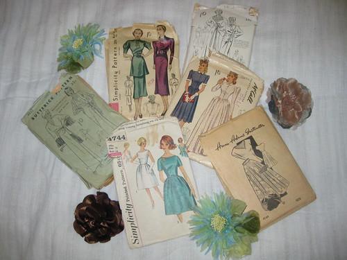 Vintage Patterns2