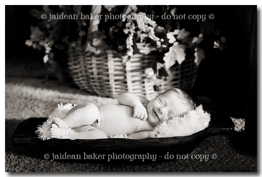 Spokane baby photography