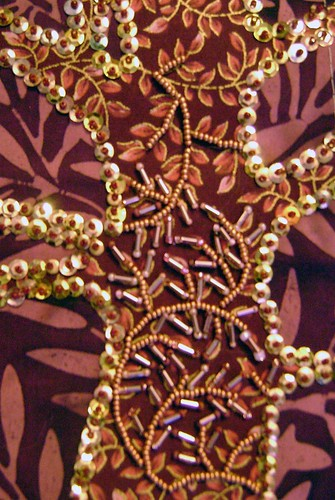 jan 2010 WIP Beaded Journal Project