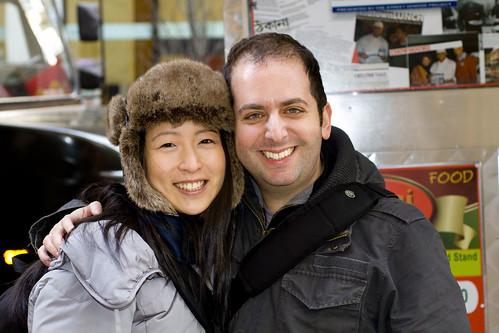 Jessica and Zach