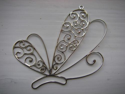Butterfly filigree 1