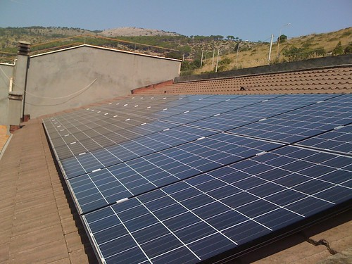 Fotovoltaico - foto di Luigi Versaggi