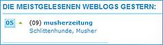 Musherzeitung-31012010