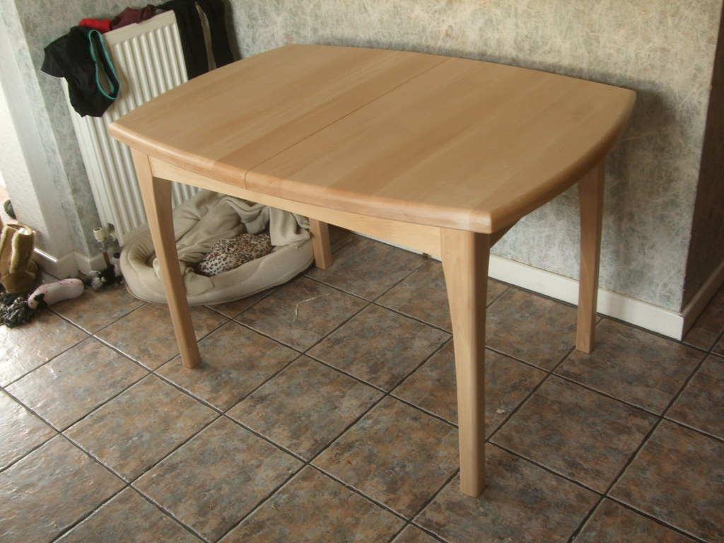 Flip-Top Dining Table 2