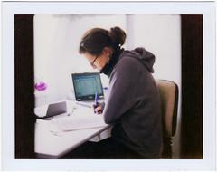 Ulli working