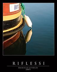 Riflessi e simmetrie (D@niel&) Tags: nikon barca italia tramonto mare sole palermo acqua turismo riflessi sicilia marsala 18135 simmetrie stagnone d80 danielelivolsiphoto