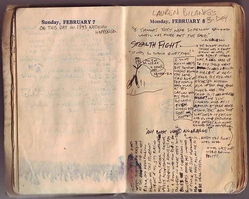 1954: February 7-8