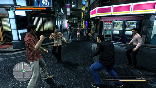 Yakuza 3 Survival Battle