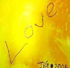 Love Is Happy by Jo Goodliffe www.jogoodliffe.co.uk (jogoodliffe uk) Tags: google artist virgin illustrator msn aol youtube jogoodliffe httpwwwjogoodliffecouk
