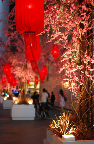 Pavilion CNY decoration17