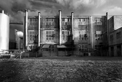 Old Green Wellie factory. Dumfries. (looksee57) Tags: delete10 delete9 delete5 delete2 delete6 delete7 delete8 delete3 delete delete4 save deletedbydeletemeuncensored