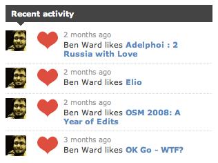 Ben Ward on Vimeo