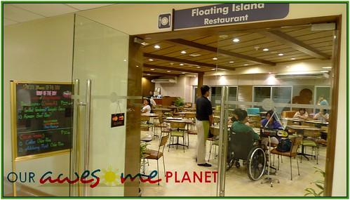 Floating Island 2-4