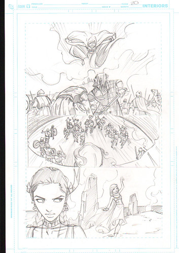 Madame Xanadu #19, page 20